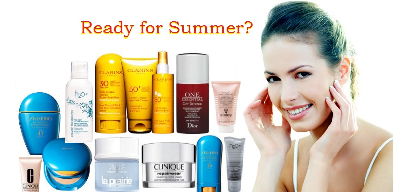 Skincare - Get your skin ready for summer