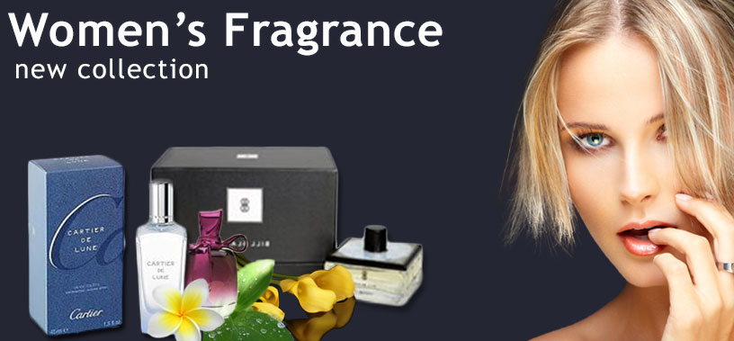Women's Fragrance - New collection